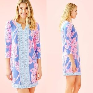 Lilly Pulitzer NWT Nadine Chilly Lilly